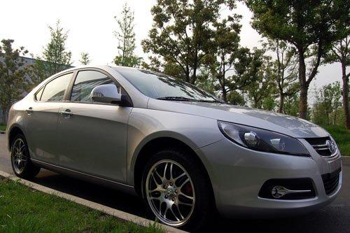 江淮和悦混合动力车曝光 北京车展亮相