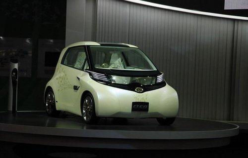 聚焦2010北京车展:日系车全面PK德系车