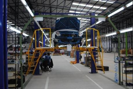 加剧海外扩张 力帆汽车工厂落户乌拉圭