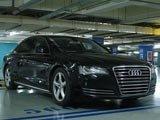 奥迪A8L北京车展全球首发 动力配置曝光