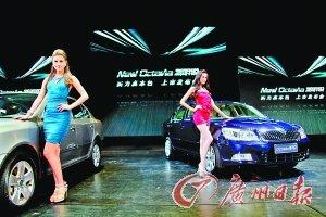 新明锐12款新车型冲击市场 新增了1.4TSI
