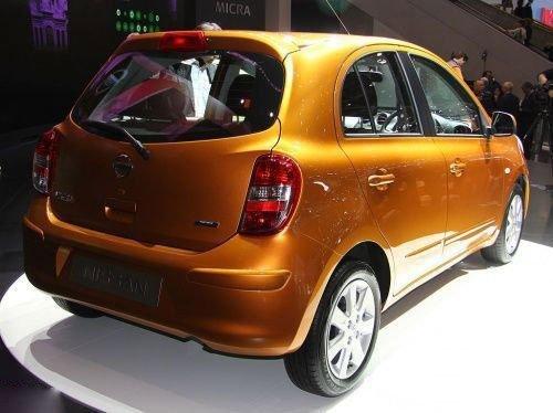 东风日产马驰北京车展首发 预计六月上市
