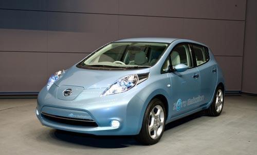 2010北京车展赏车攻略:10款新能源车