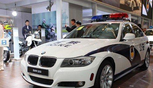 宝马赢得警务市场 戴雷:技术创新是优势