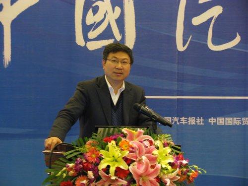 图:奇瑞汽车股份有限公司董事长尹同跃