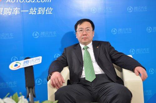 重庆长安汽车股份有限公司的副总裁宋嘉