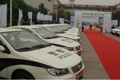 力帆纯电动车即将量产 五新车登北京车展