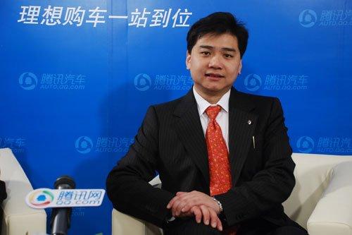 陈国章:纯电动汽车是雷诺今后研发重点