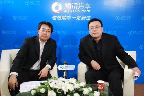刘亚迅:车载导航业未来市场潜力巨大