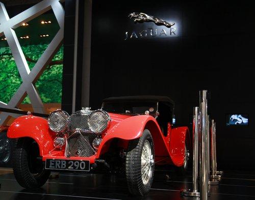 顶级品牌捷豹尊崇阵容登陆2010北京车展