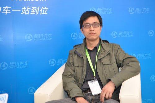 """汪云清:新能源产品出展仅为一个""""秀"""""""