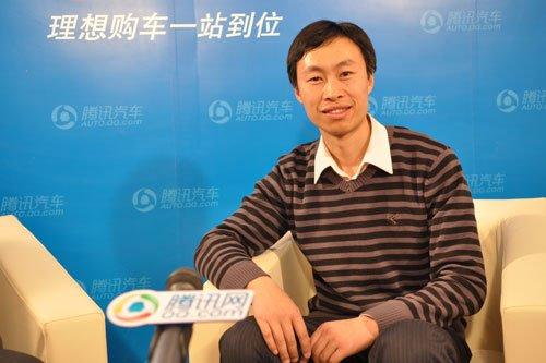 宋宇宁:日江将推两轮环保电动平衡车