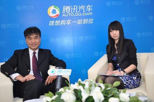 刘淳玮:EcoBoost产品符合现阶段节能需求