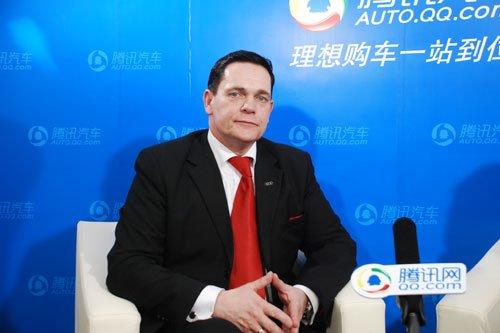 一汽奥迪唐迈:中国消费者偏爱大型三厢车