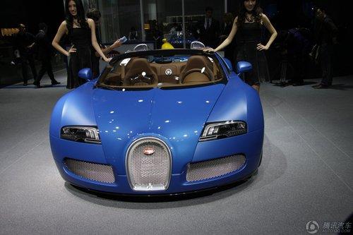史上最快的超级跑车 揭秘布嘉迪威航16.4