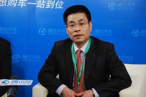 廖雄辉:力帆依托国外先进技术发展新能源