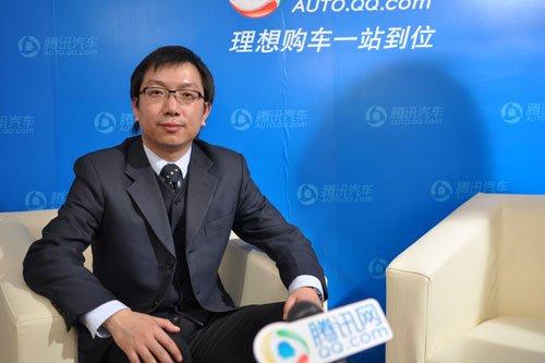 陈灏:标致中国年内将进口一款SUV车型