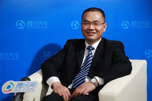 欧永富:郑州海马推出国内首款微客房车