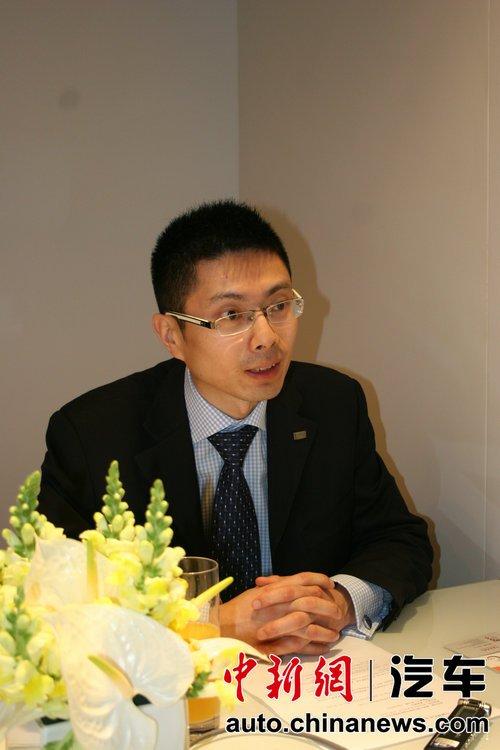 陆皓:中国或超越美国成路虎第二大市场