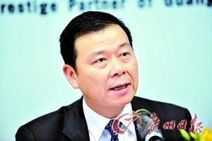 曾庆洪:广汽将以联盟方式开发新能源车