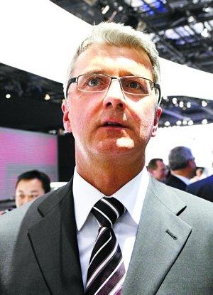 施泰德:奥迪更加看重全球小型车市场