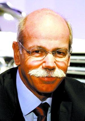戴姆勒CEO:奔驰与北汽合作不具排他性