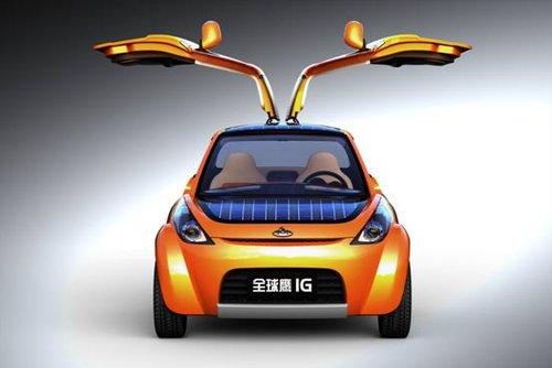 """北京车展""""最聪明""""的小车"""