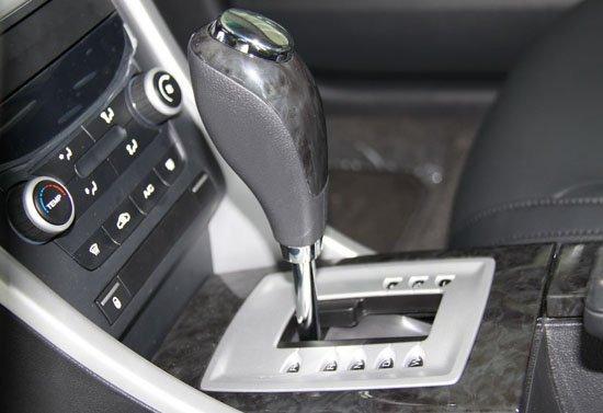 改款荣威550明年上市 搭载双离合变速器