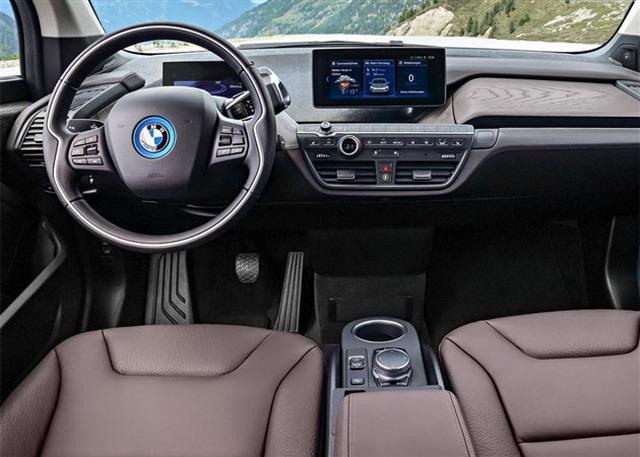新款宝马i3/高性能版i3s将亮相法兰克福车展