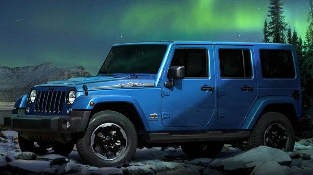 Jeep新一代牧马人将推混合动力 2017年发布