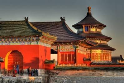 探索锐坐标之北京