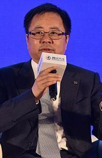 北京汽车股份有限公司总裁 李峰