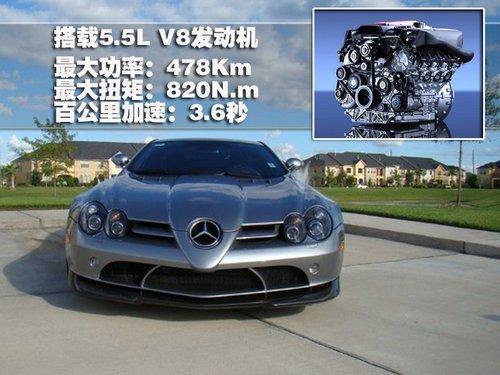 网上购飞人爱车 乔丹售个人限量奔驰SLR