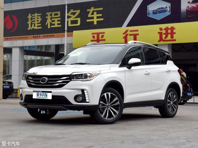 RX5挑战中国品牌 对比吉利博越/传祺GS4