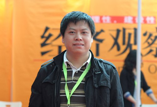 张耀东:车展内涵提升 全球CEO多数到场