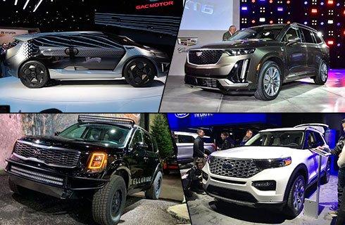 北美车展将入华新车点评 福特全新探险者/凯迪拉克XT6