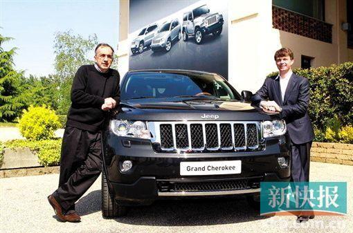 菲亚特克莱斯勒并购 成世界第七大汽车集团