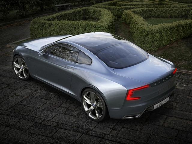 沃尔沃计划推出S90 Coupe 可能命名为C90