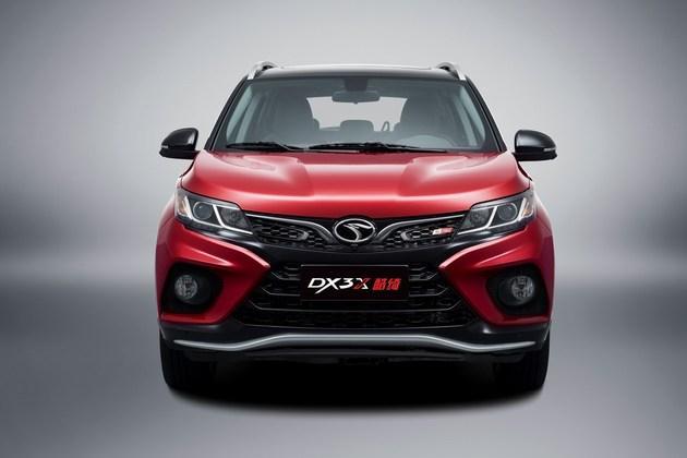 东南DX3X 酷绮将于10月17日上市 新车更加年轻化