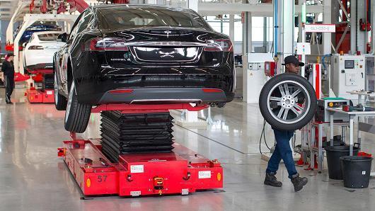Model 3产能短板的背后或反映了钢铁行业的尴尬现状