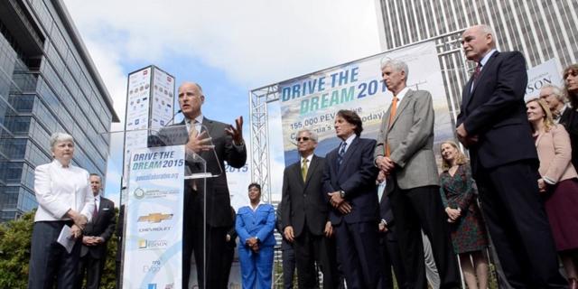 加州计划2030年前电动汽车保有量达500万辆
