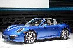 [新车解析]换代保时捷911 Targa延续复古风