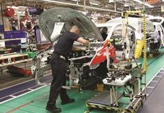 丰田向英国工厂投资20.4亿 但仍担心英退欧后关税问题