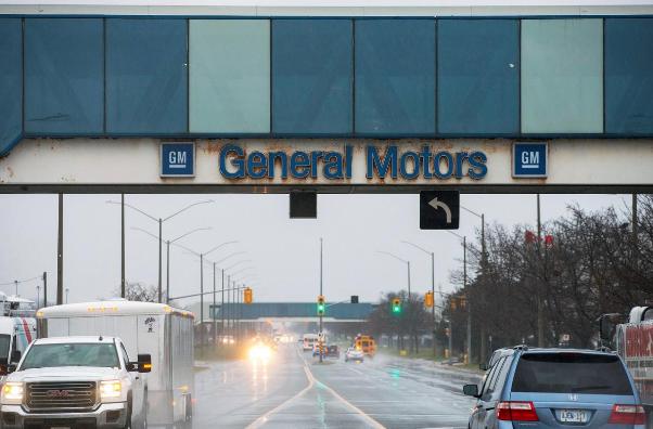 加拿大工会呼吁抵制墨西哥产通用汽车