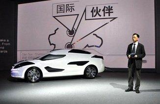 车圈:观致上市一年才在北京开店!?