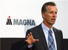 麦格纳呼吁减少在电动车和自动驾驶汽车研发领域的资金投入