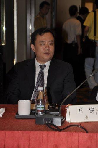 王侠:中国区域差异大 汽车营销需创新