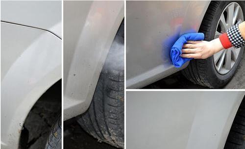 """车漆表面的""""麻点"""" 只能抛光搞定么?会伤到车漆么"""