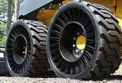 丰田计划推出无气轮胎 提升电动汽车重量及性能