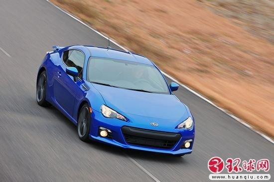 斯巴鲁拟提高BRZ等三款车产量 目标10万台